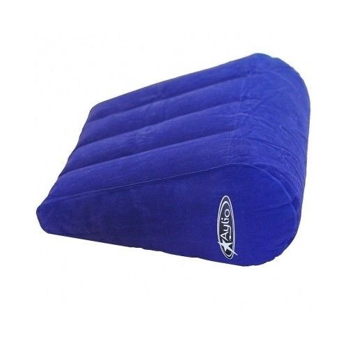 Aylio Small Inflatable Wedge Pillow 14 L X 17 W X 7 H Camping Travel