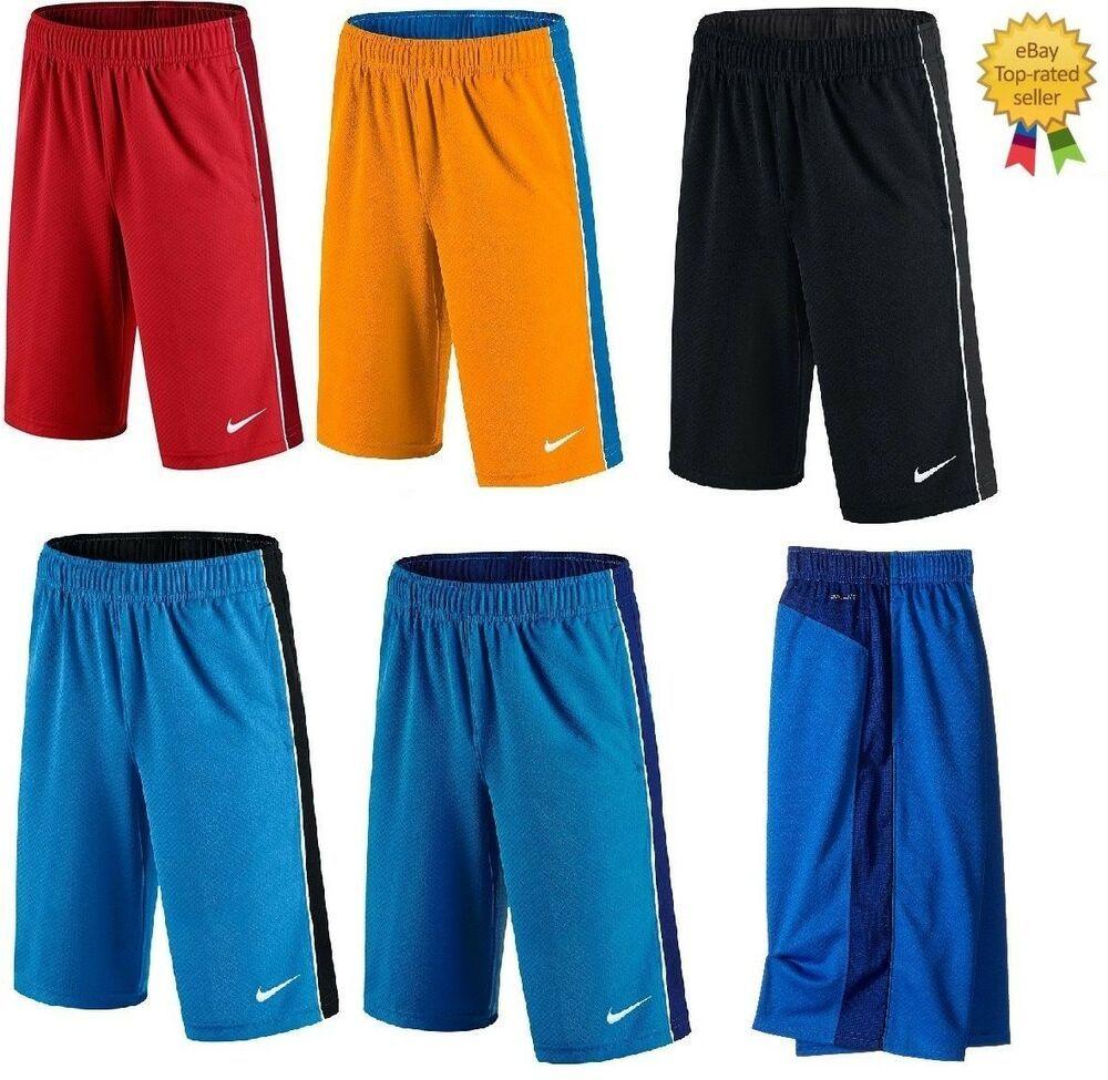 Nike Boys Sport Shorts Dri-Fit Acceler