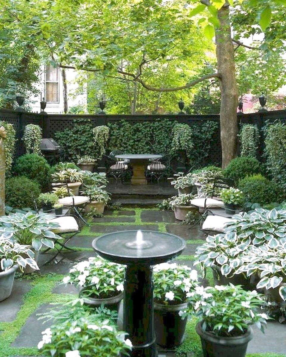 36 Amazing Small Garden Design Ideas Low Maintenance ...