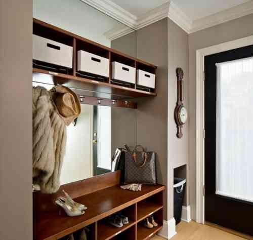 Aménagement entrée 31 magnifiques exemples Entrees, Hall and Room
