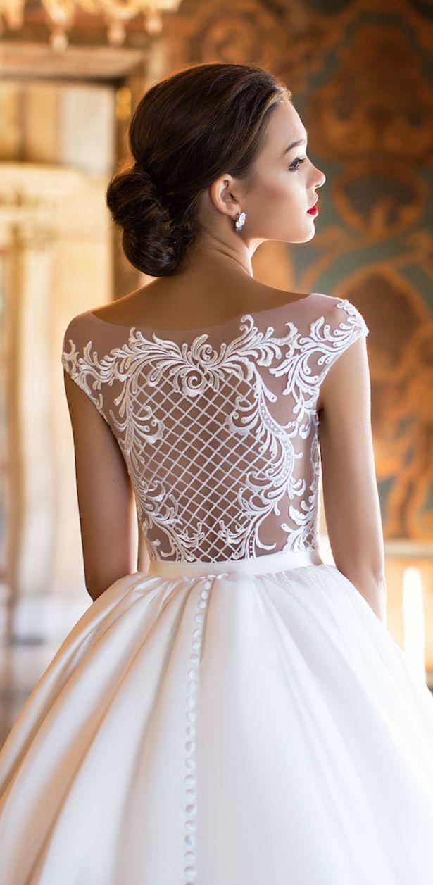 "Wedding Dresses by Milla Nova ""White Desire"" 2017 Bridal Collection ..."
