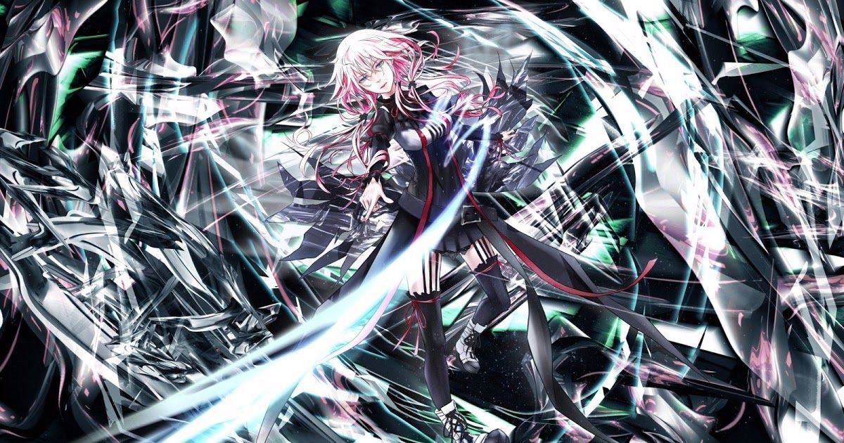Paling Populer 30 Wallpaper Anime Guilty Crown Guilty Crown Wallpaper For Mac Computers Aethelred Tu Guilty Crown Wallpapers Inori Yuzuriha Background Images