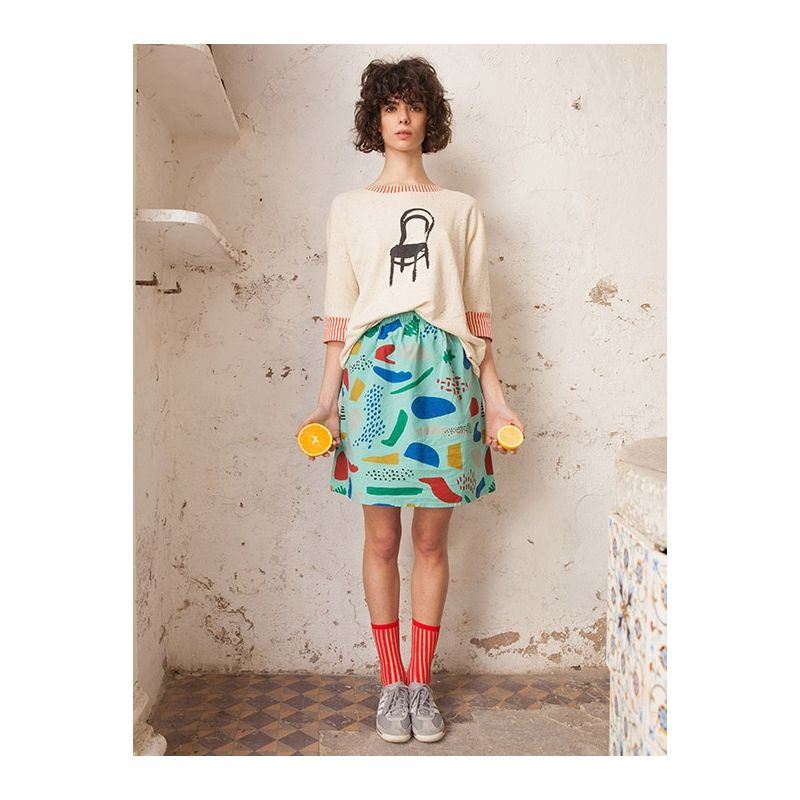 matisse flared skirt bobo choses kids clothes woman