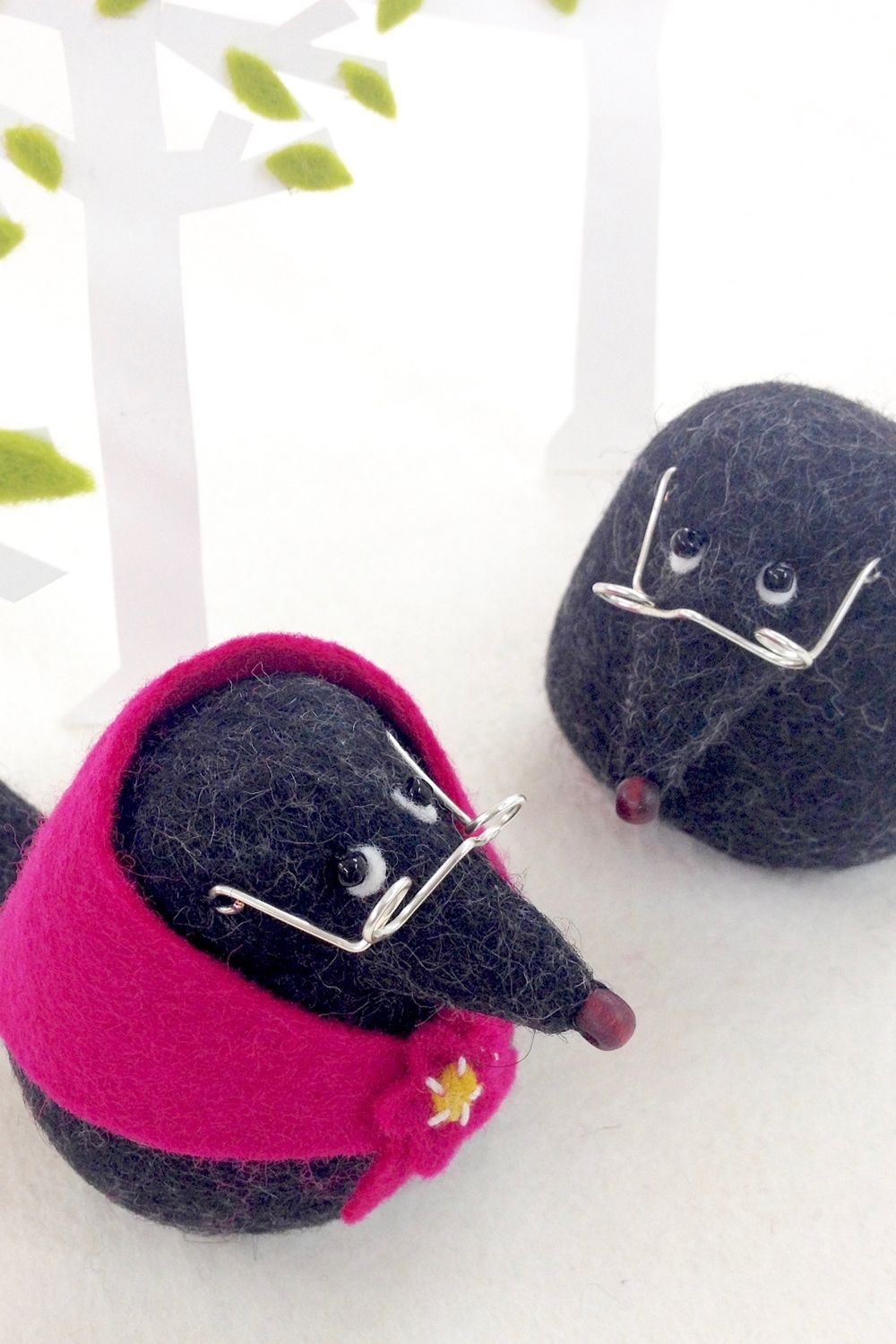 Mr Mole | Underground | Beeswax candles, Candle factory, Mole