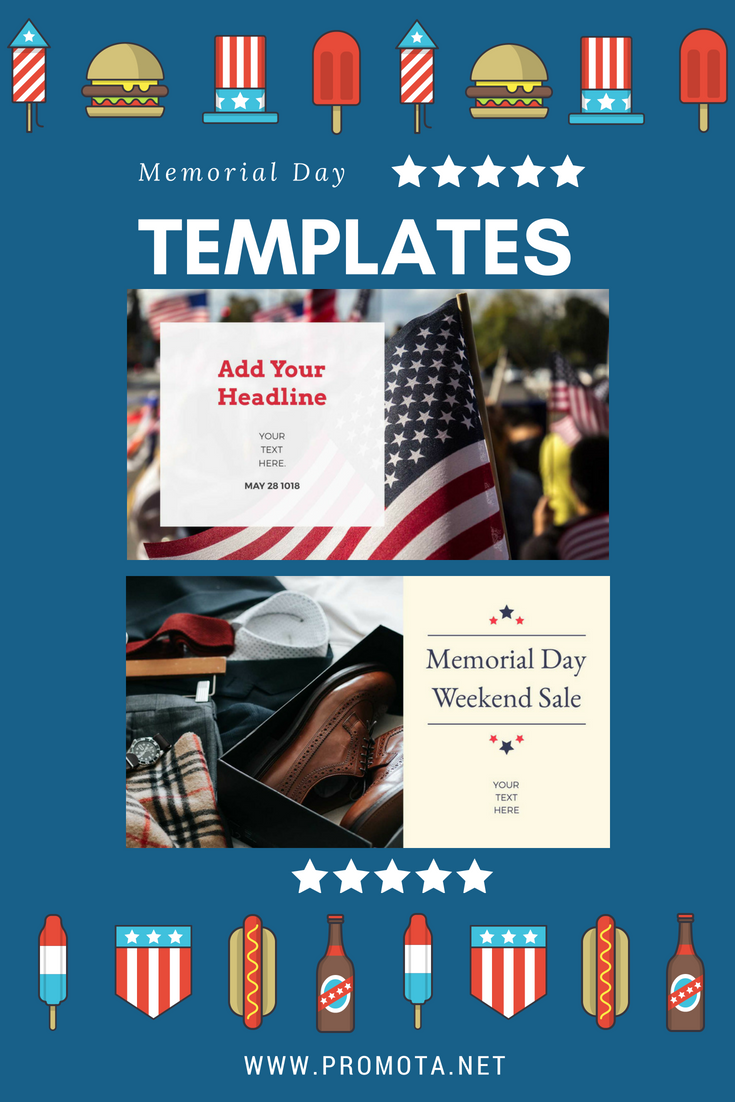 Free templates for small business owners to make social