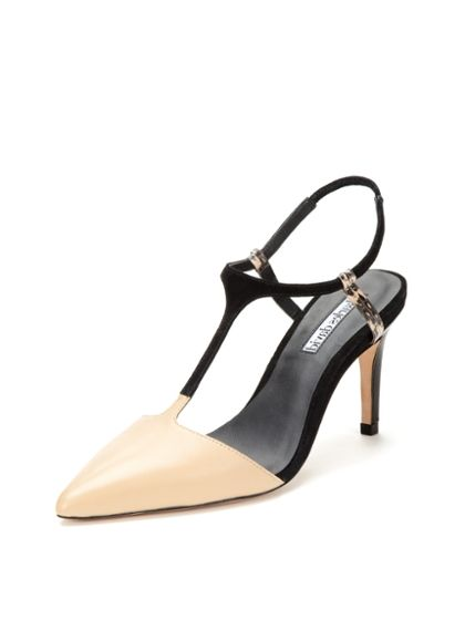 Level Pointed Toe Pump by Charles David on sale now on Gilt.