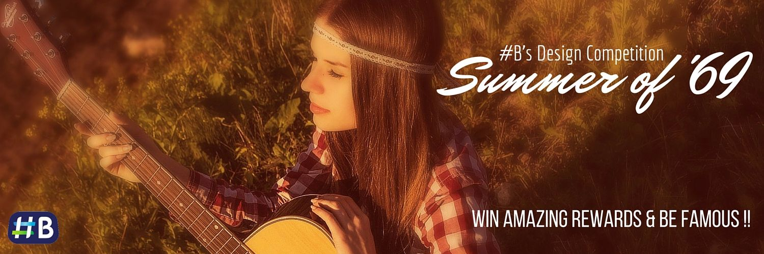 Brand New Competition! #B's 'Summer of 69': Starting on 24-MARCH-2016 https://hive.hashboosh.com/viewCompetitionHome?competitionid=7