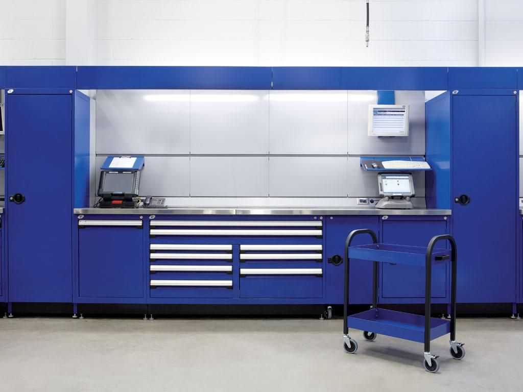 Pfaff BMW, ON   Service Department   Rousseau Metal Cabinets, Shelvingu0027s,  Workstations, Workplaces, Toolboxu0027s, Drawers And Other Specialized  Solutions Will ...