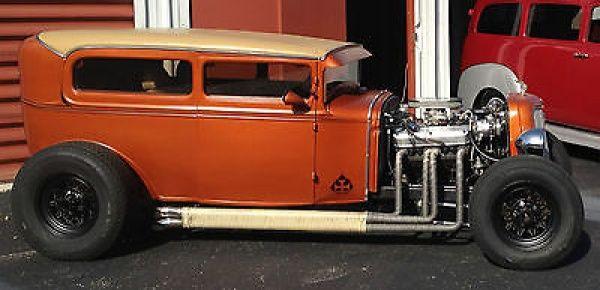 Ford : Model A Tudor 1930 Ford Model A Tudor - http://www.legendaryfind.com/carsforsale/ford-model-a-tudor-1930-ford-model-a-tudor/