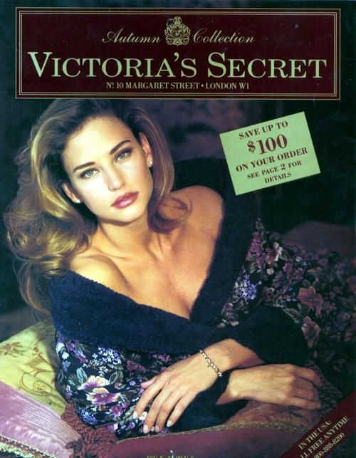 Back when victoria secret was all about what women want ...