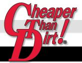 Cheaper Than Dirt - America's Ultimate Shooting Sports Discounter