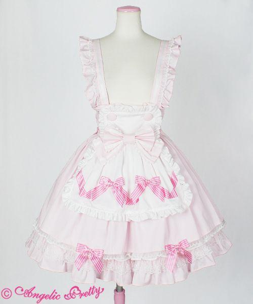 Angelic Pretty Lovely Bakeryスカート