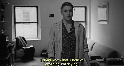 Frances Ha Greta Gerwig Movies Quotes Scene Famous Movie Quotes Film Quotes