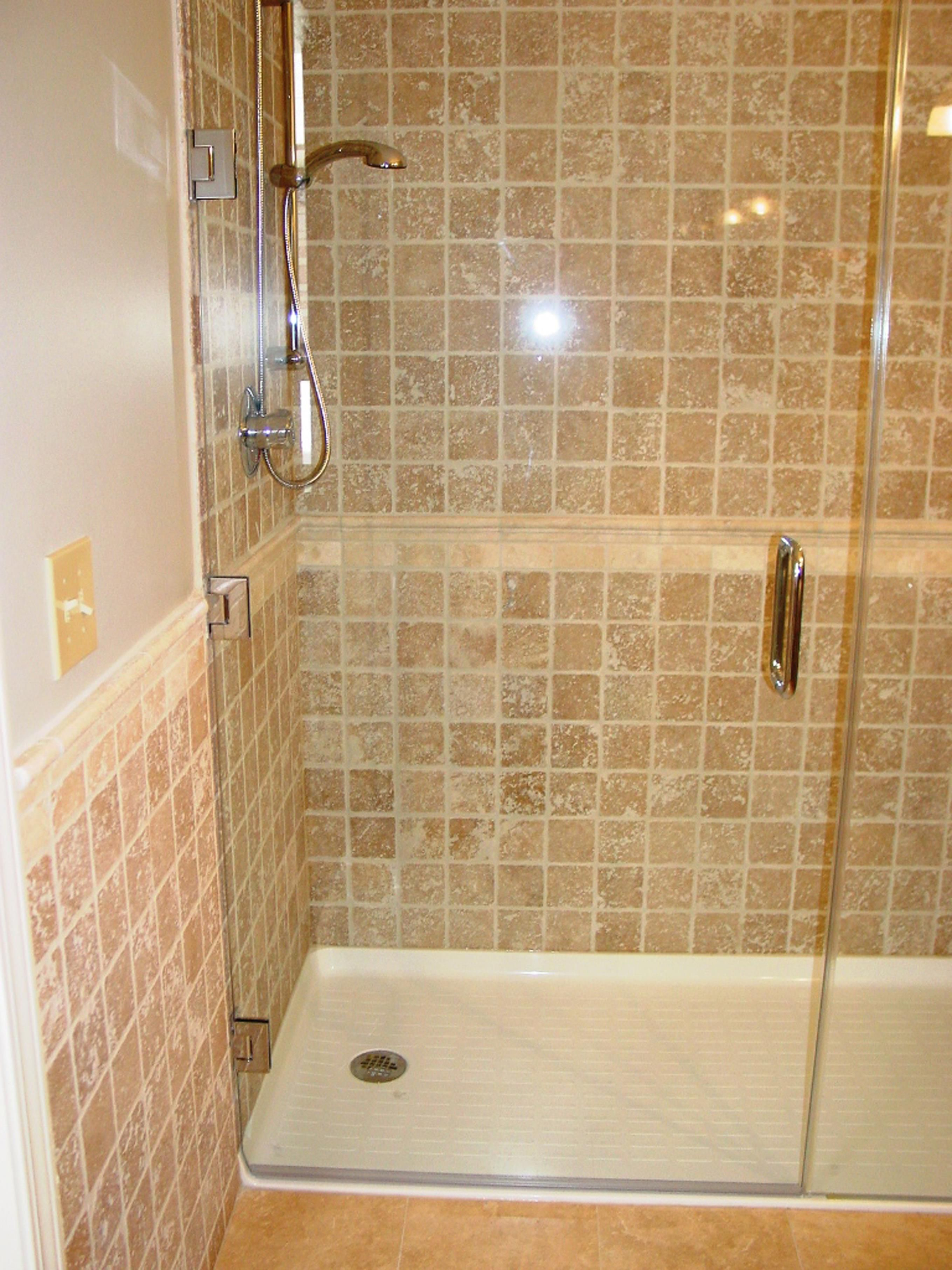 Best Complete Your Bathroom Shower with Lowes Shower Stall Design ...