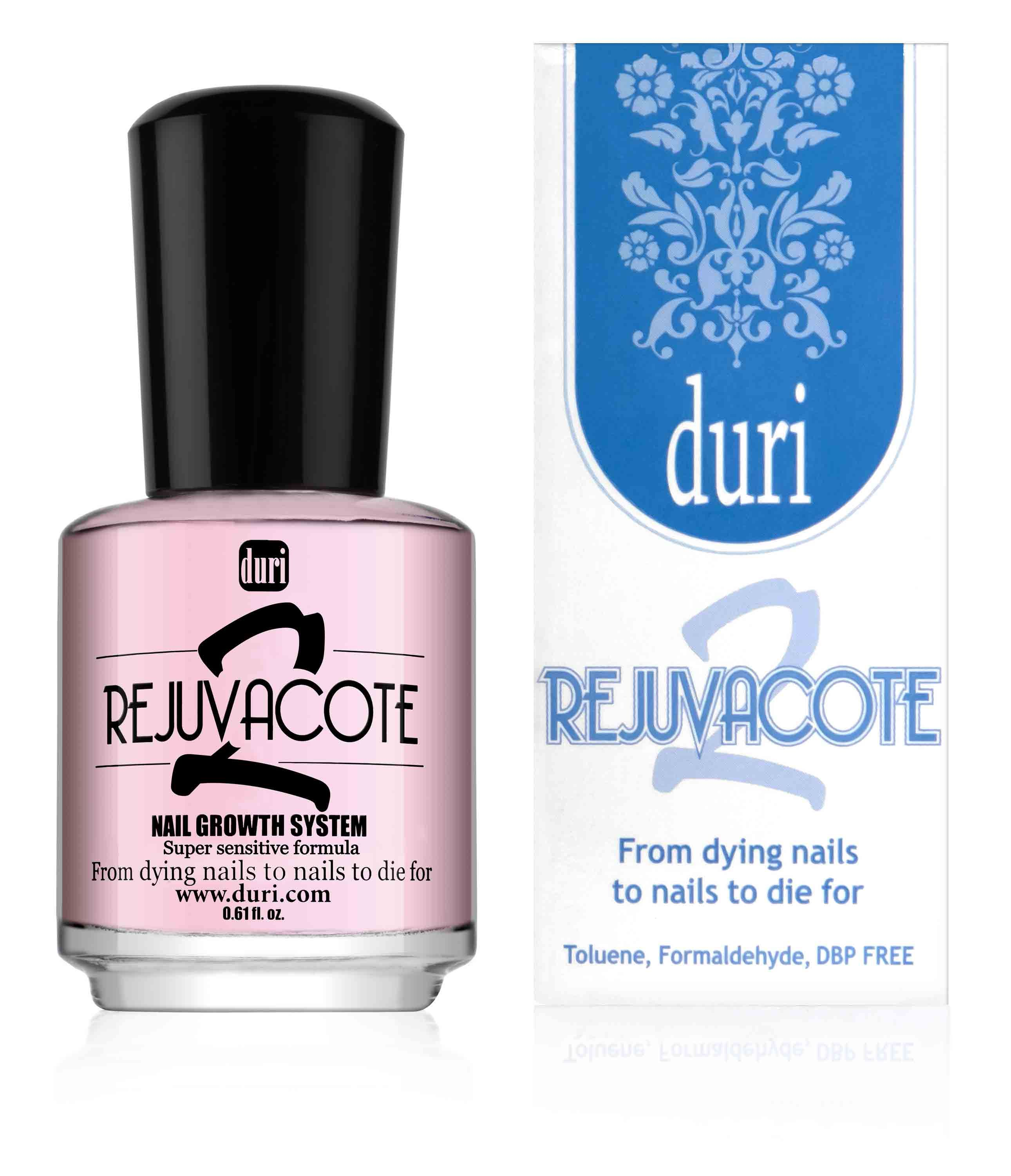 Nail Polish for Nail Growth Rejuvacote, Nail Strengthener