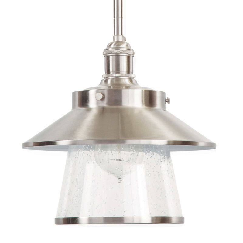 "Mini Pendant Lights For Kitchen Island Park Harbor Phpl5011 Stockton 9"" Wide Single Light Mini Pendant With"