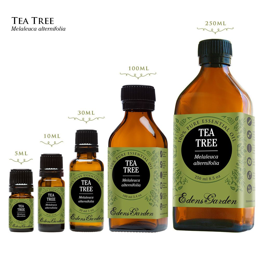 Tea Tree Essential Oil Edens garden essential oils