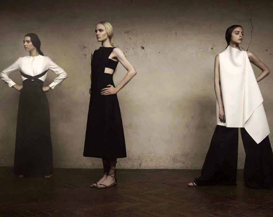 Valentino Haute Couture by Max Von Gumppenberg & Patrick Bienert for Vogue Italia Alta Moda