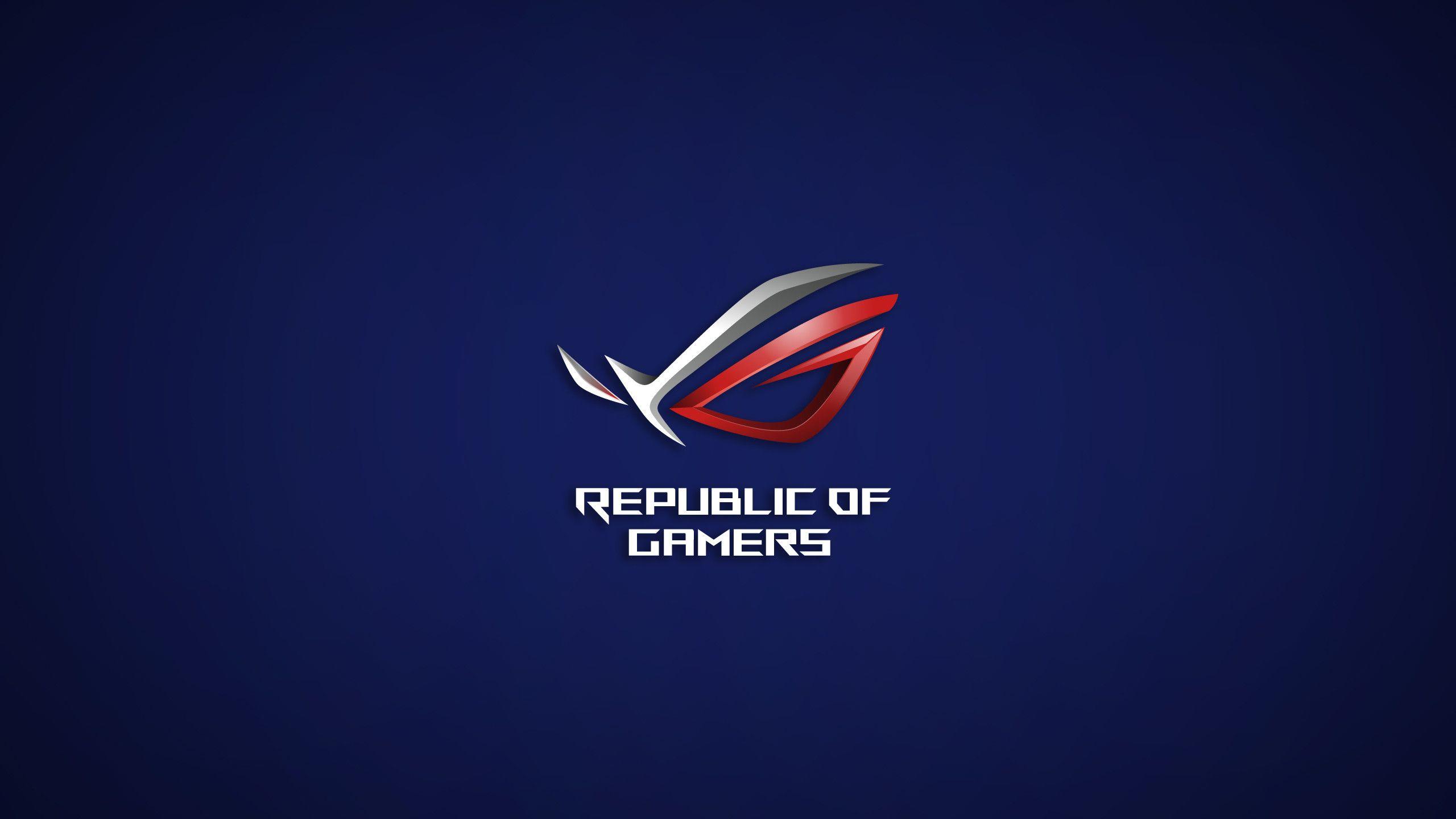 2560x1440 Rog Asus Republic Of Gamers Wallpaper Is