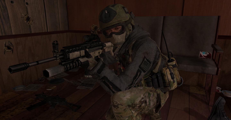 Call Of Duty Modern Warfare 2 Ozone Task Force 141