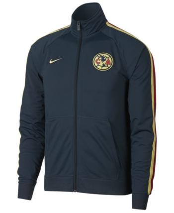 sports shoes 80868 9da6b Nike Men's Club America Team Crest Jacket - Blue XXL ...