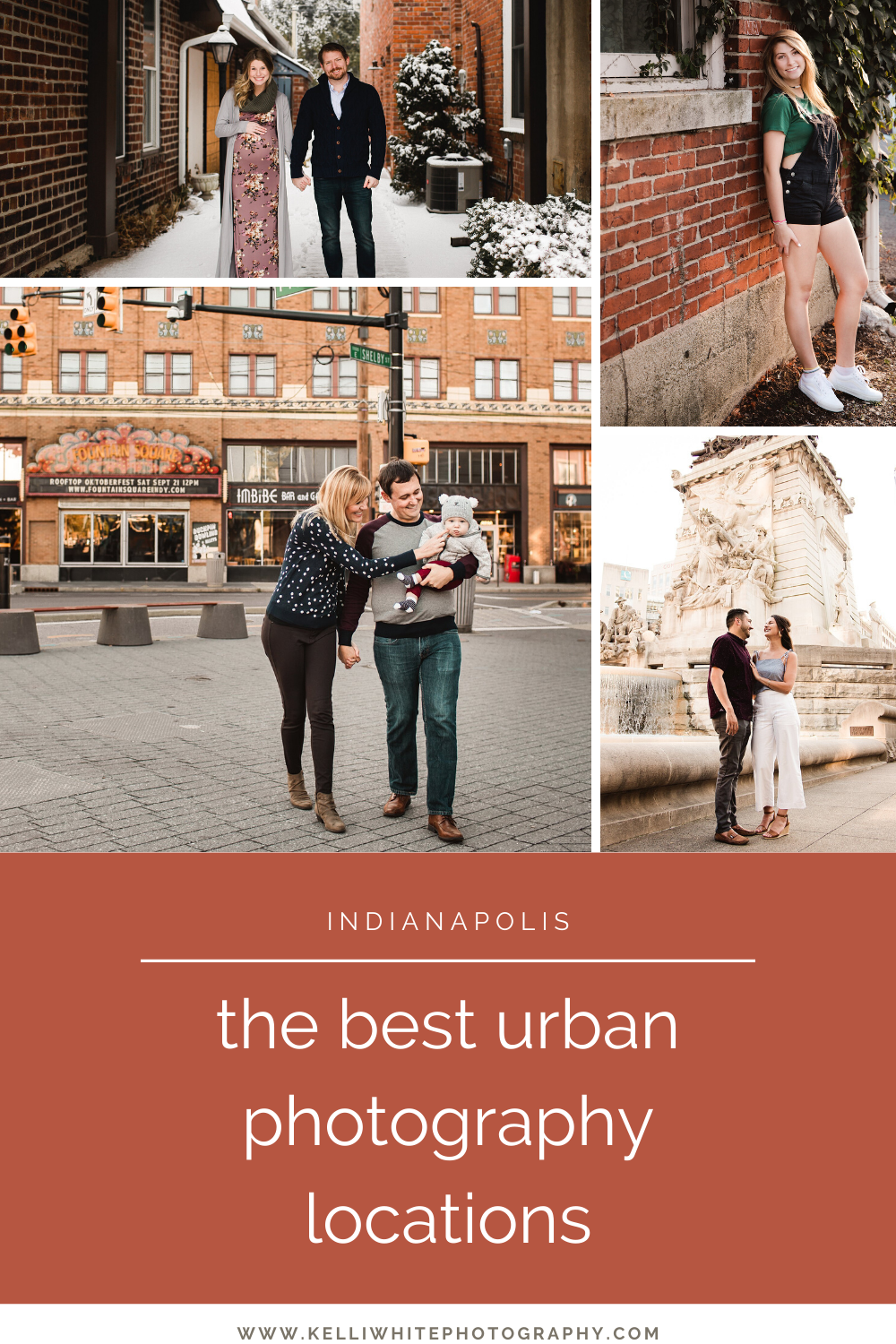 6 Best Urban Locations For Indianapolis Family Photos Kelli White Photography In 2020 Location Photography Family Photography Outfits Outdoor Photography Locations
