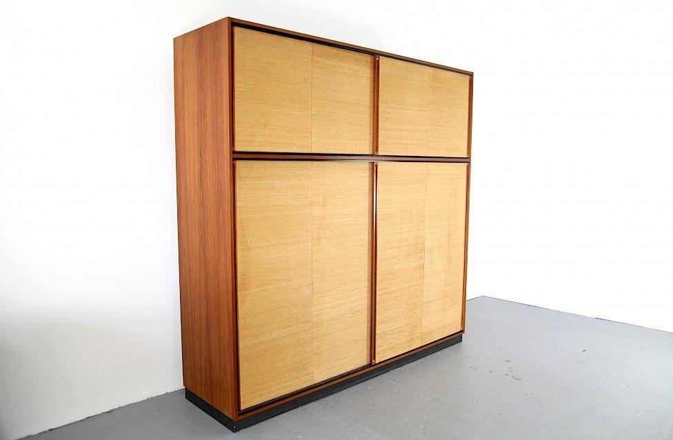 Möbel Behr Wendlingen dieter waeckerlin wardrobe for behr möbel teak seagrass 1958 mcm