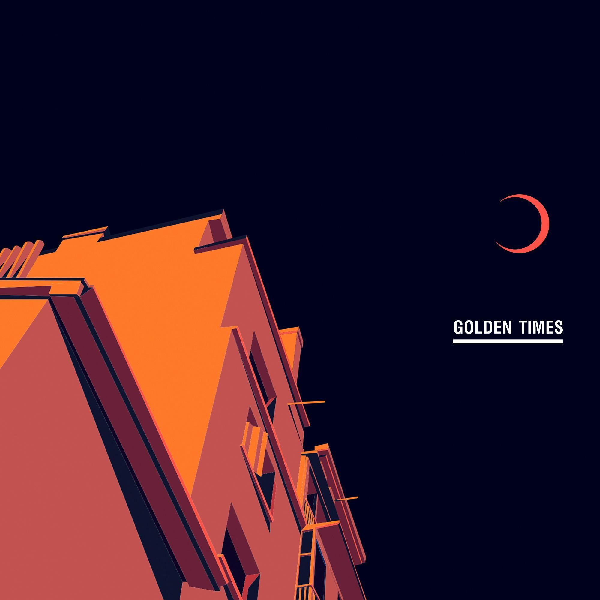 Dual State S Debut Album Cover Golden Times Cover By Adg Studio