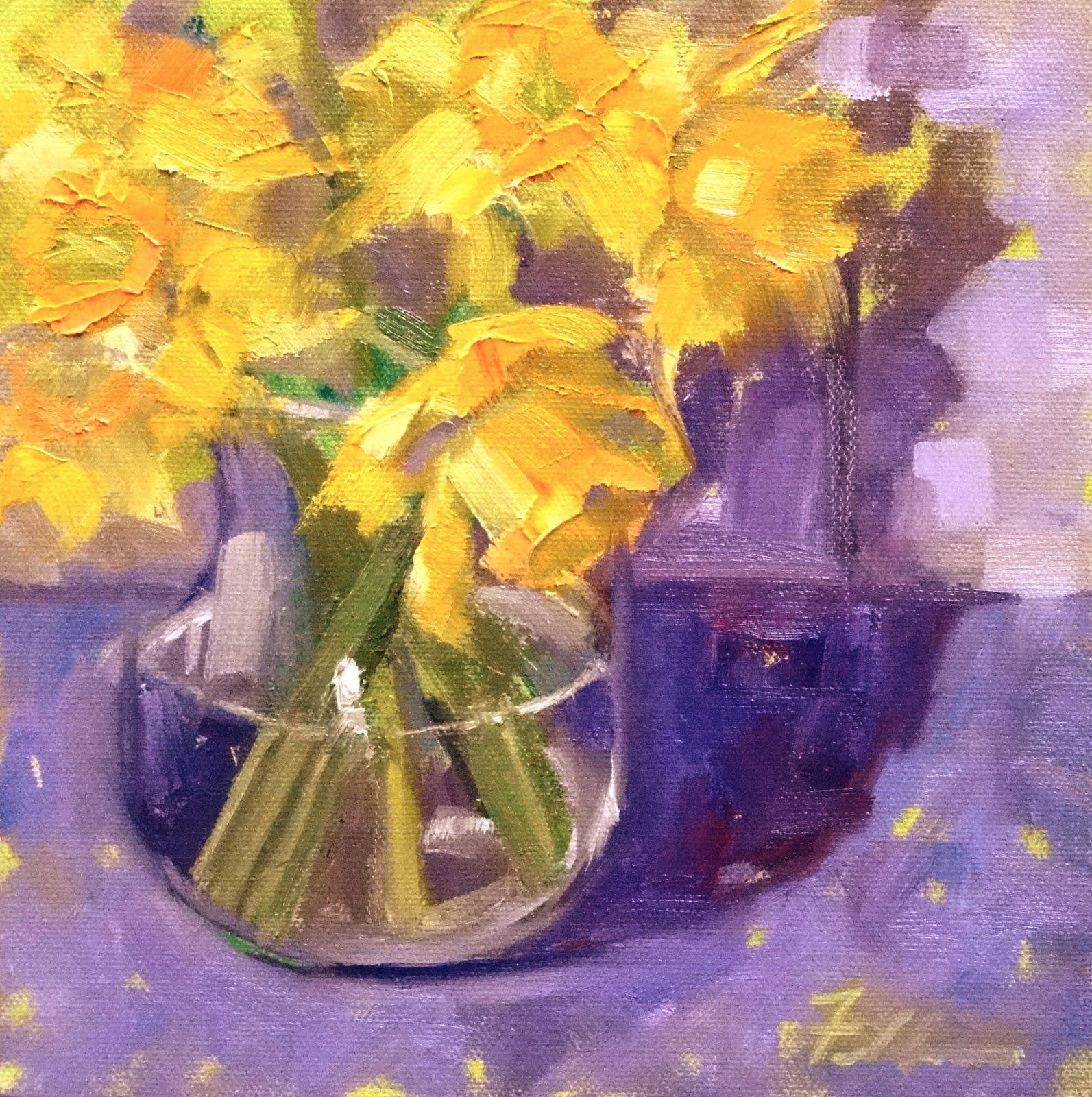 Pin Carol Carlson Flowers Art Flower Fine