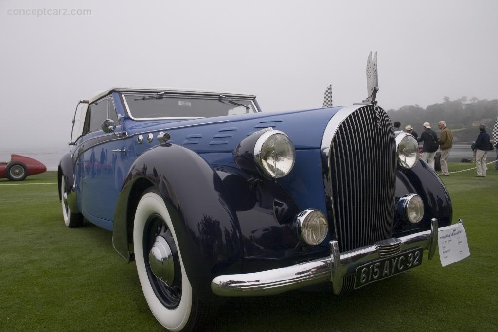 1938 Voisin C30