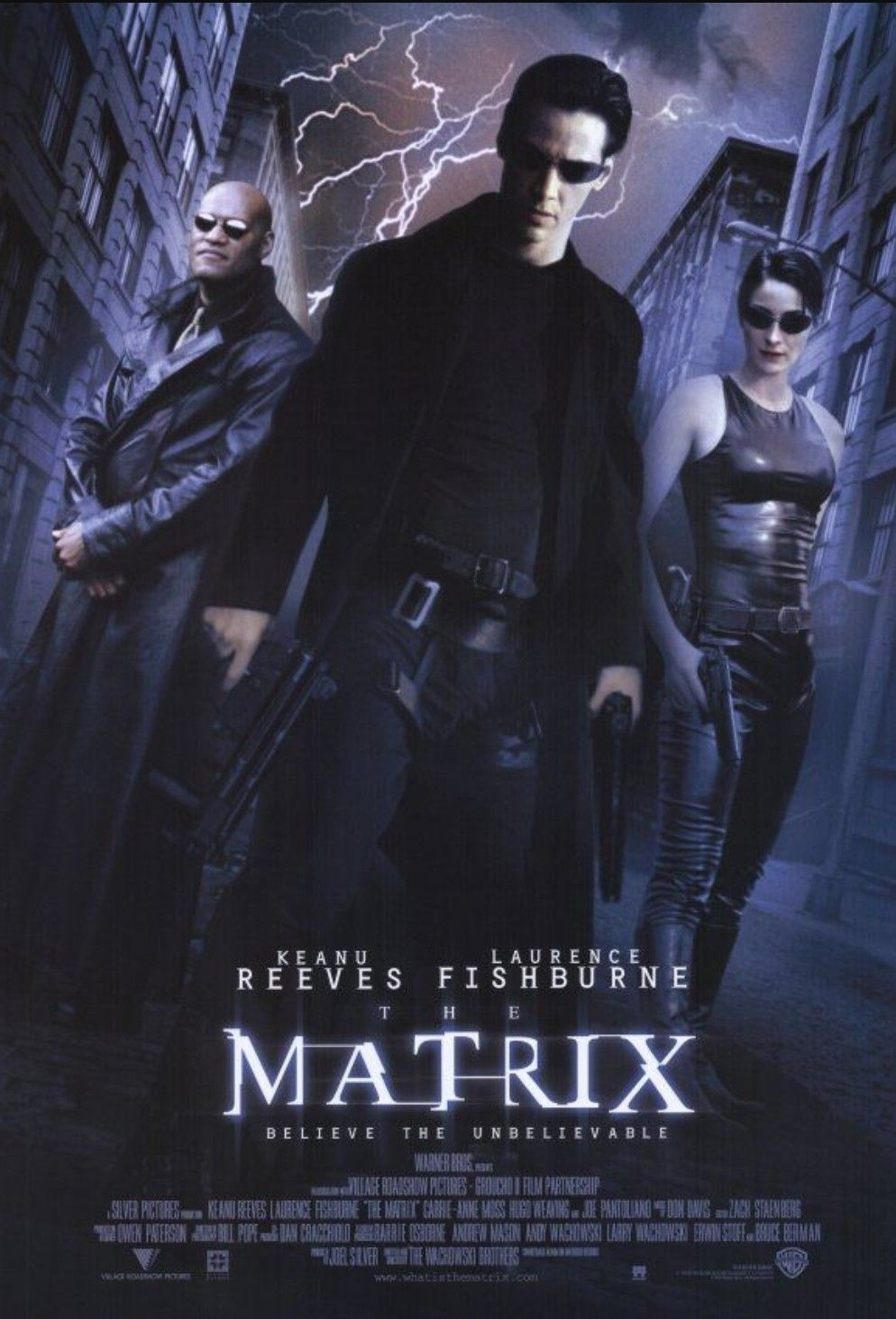 The Matrix 1999 The Matrix Movie Best Action Movies Movie Posters