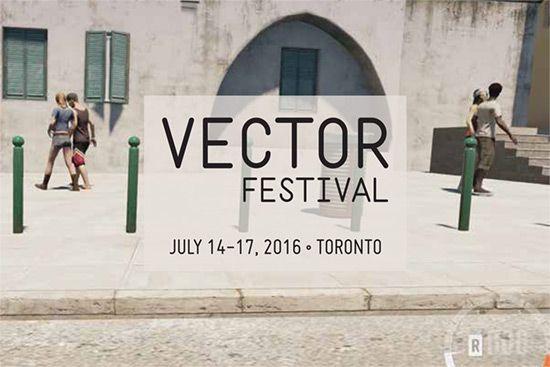 Vector Festival: Autonomous Agents