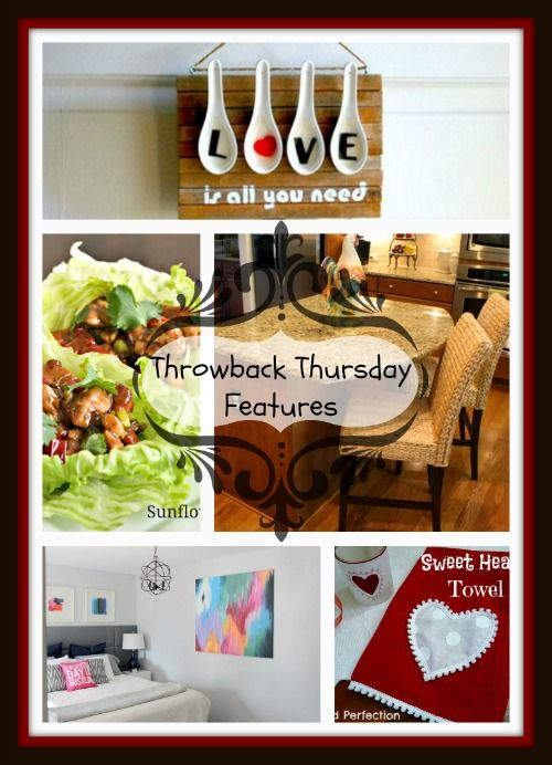 TT #17  http://www.copperroofinteriors.com/2014/01/come-one-over-for-another-hook-up-with.html