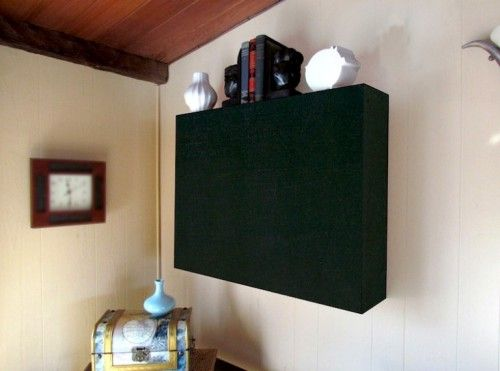 Smart Diy Air Conditioner Cover Gonna Hang A Picture On