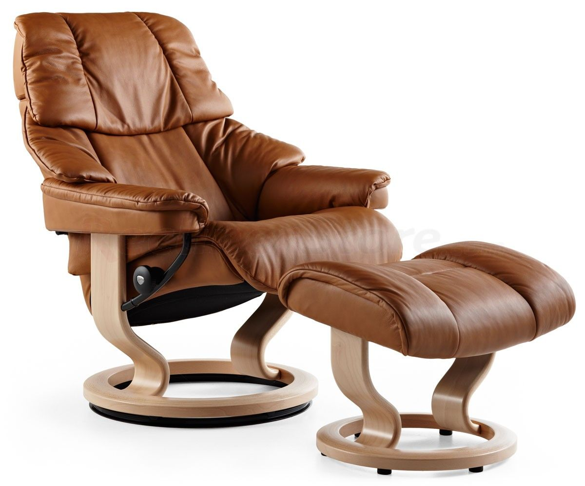 Stressless Reno Classic Recliner Ottoman From 2 795 00 By