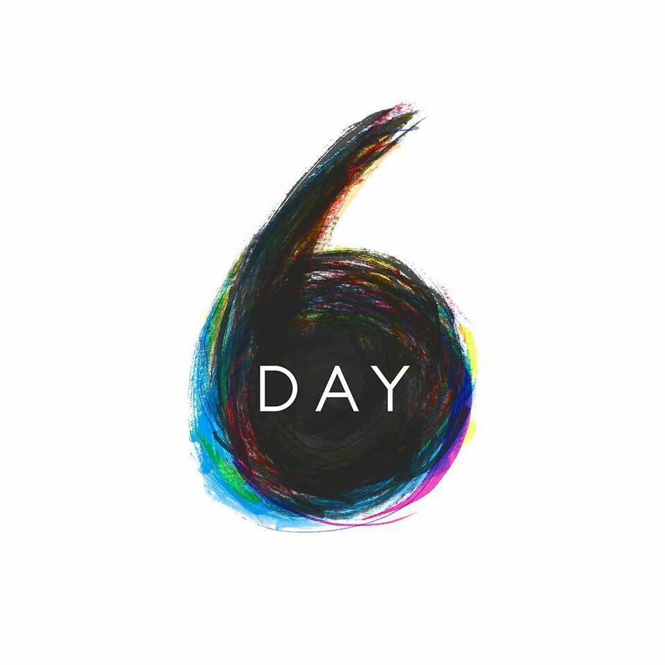 Znalezione obrazy dla zapytania day6 logo