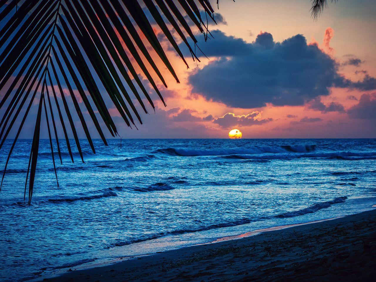 Красивые картинки карибского моря