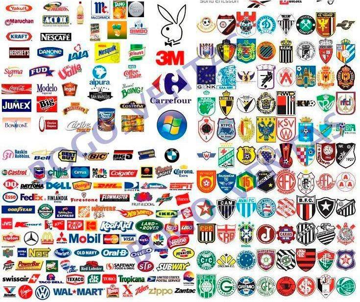Marcas Con Logos Del Mundo Baskin Robbins Maruchan Kraft