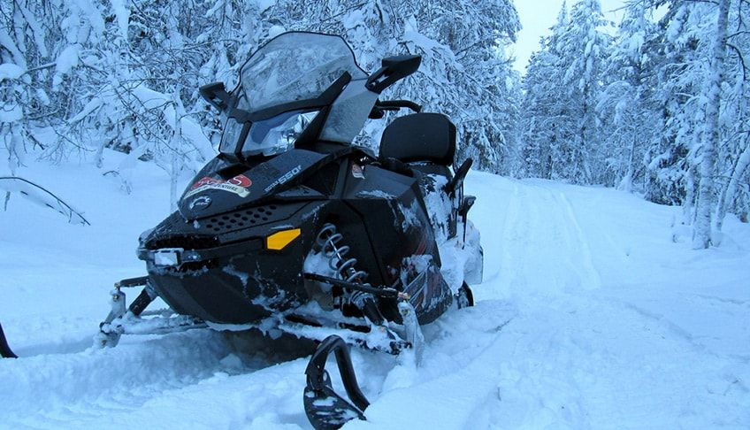 snowmobile facts
