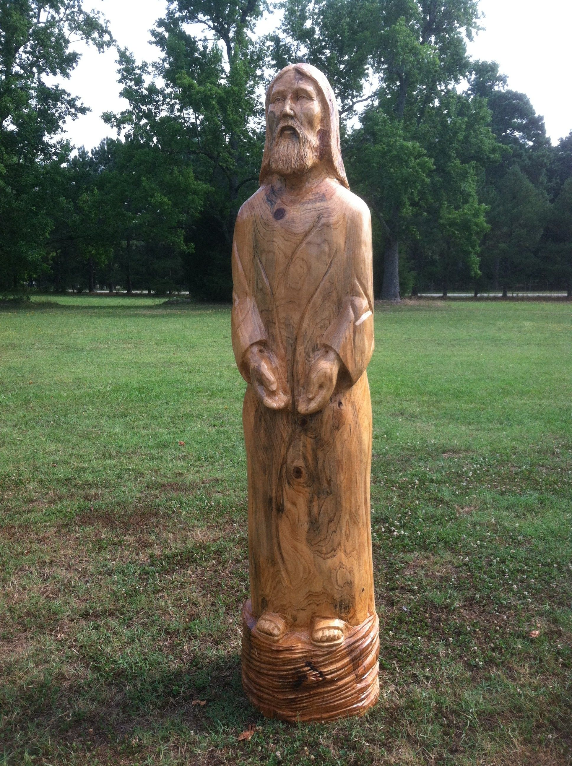 Chain saw carvings jrchainsawcarvings chainsaw