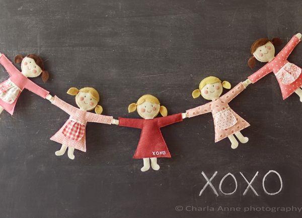Postando Sobre Artes: pap e moldes bonequinha