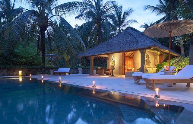 Passion For Luxury : AMANKILA RESORT BALI INDONESIA