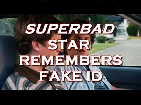 SUPERBAD STAR REMEMBERS FAKE ID - http://t.co/huQ7Ht8srS #fakevsreal #fakevsreal.net http://t.co/yXtNJYmWU1