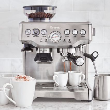 The Best Espresso Machine I Have Had. Breville® Barista Express Espresso  Machine | Sur