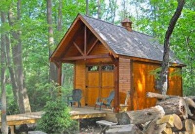 Converting A Shed Into A Tiny Guest House Cabin images