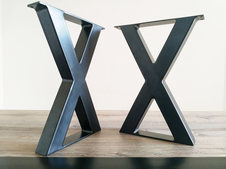 X Shape Steel Bench Legs Metal Coffee Table Legs Set 2 Gold Etsy Coffee Table Base Gold Coffee Table Coffee Table Legs [ 2250 x 3000 Pixel ]