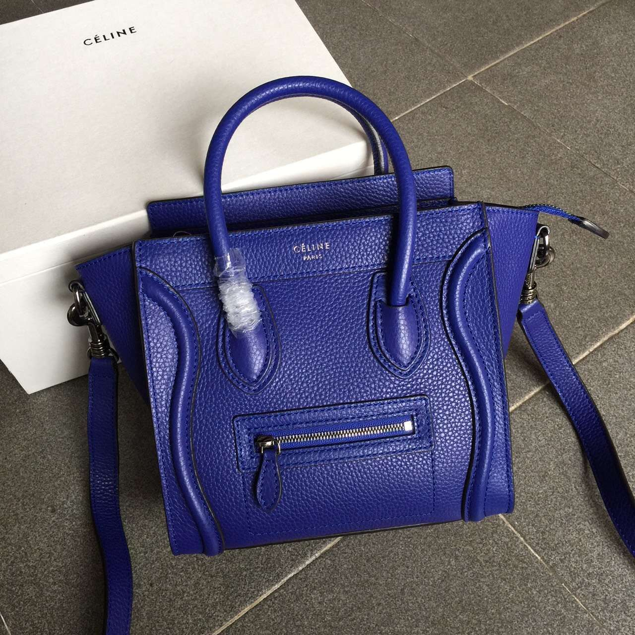 1a17b7750d Celine Nano Luggage 100% Authentic 80% Off