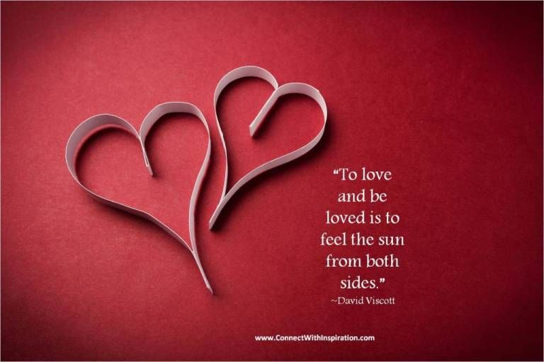 image detail for valentines day quotes being loved is feeling the sun quote two love - Inspirational Valentines Day Quotes