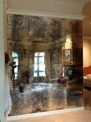 Resultado De Imagen Para Diy Distressed Mirror Glass