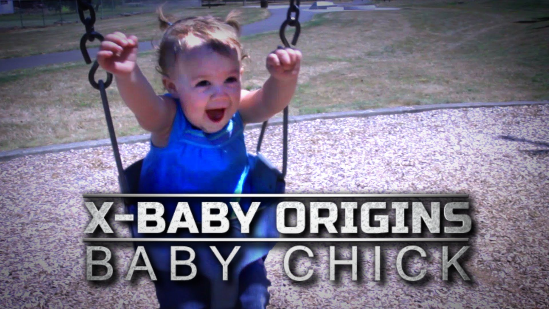 Baby Chick heads to the park and discovers her X-traordinary mutant super powers! http://youtu.be/z1rNjJ8YZRU?list=PL8M6Q4vT_l6gz32_Znz4gfePbdkuWXxjp